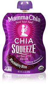mama chia organic squeeze pouches