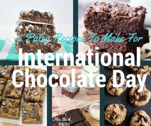 Five Paleo Chocolate Recipes To Make For International Chocolate Day