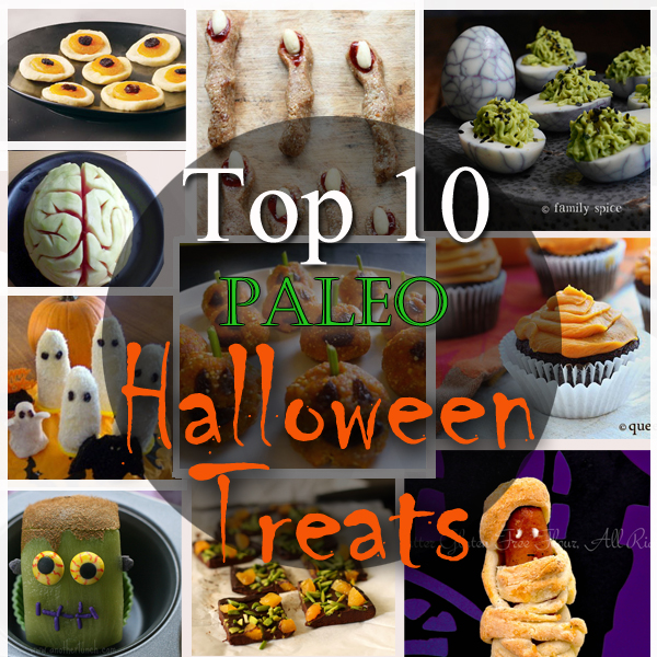 10 Paleo Halloween Treats Too Cool To Be Paleo
