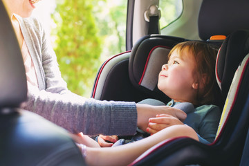 Toxic Carseats – Are They Making Your Child Sick? What To Do About It.