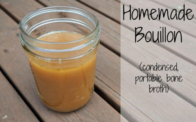 paleo condensed bone broth bouillon cubes