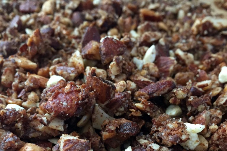 paleo and grain free apple cinnamon nutola