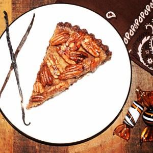paleo pecan tart