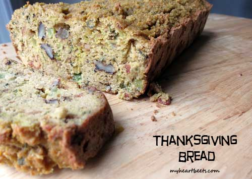 thanksgiving paleo bread