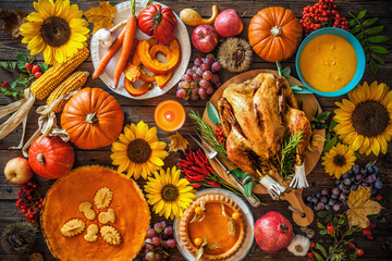a complete paleo thanksgiving dinner menu done for you