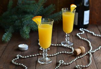 paleo mimosas - primal mango mimosa