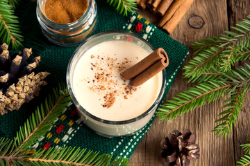 Dairy Free Coconut Egg Nog